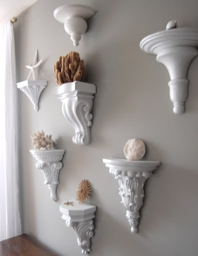 Best Wall Sconce Shelves To Display Collections Completely This Month