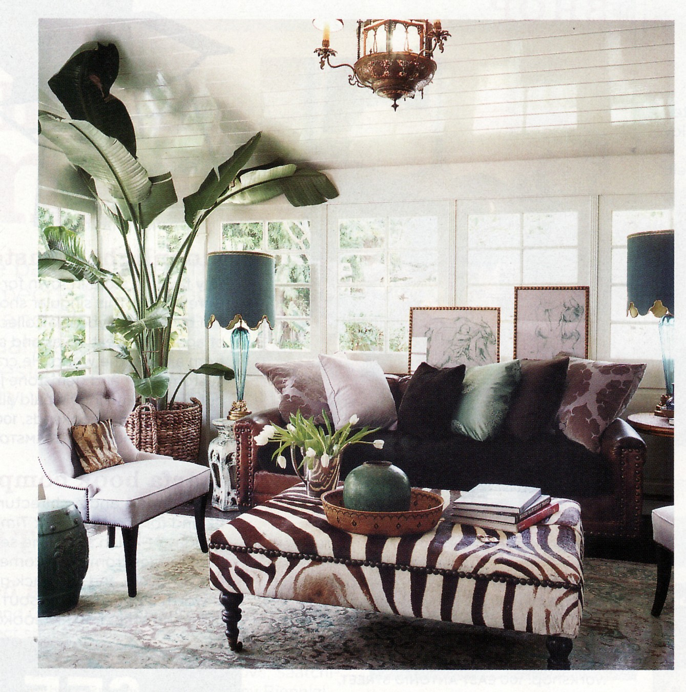 Best Rachel Hazelton Interior Design Style File Boho Chic This Month