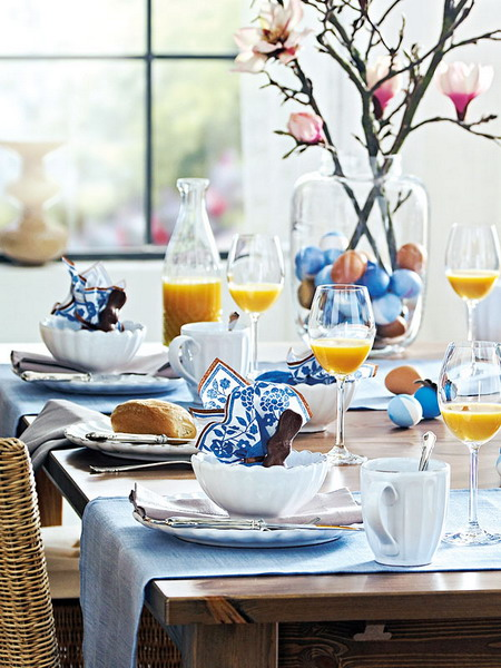 Best Ingrid Brown Interior Design Easter Table Settings This Month