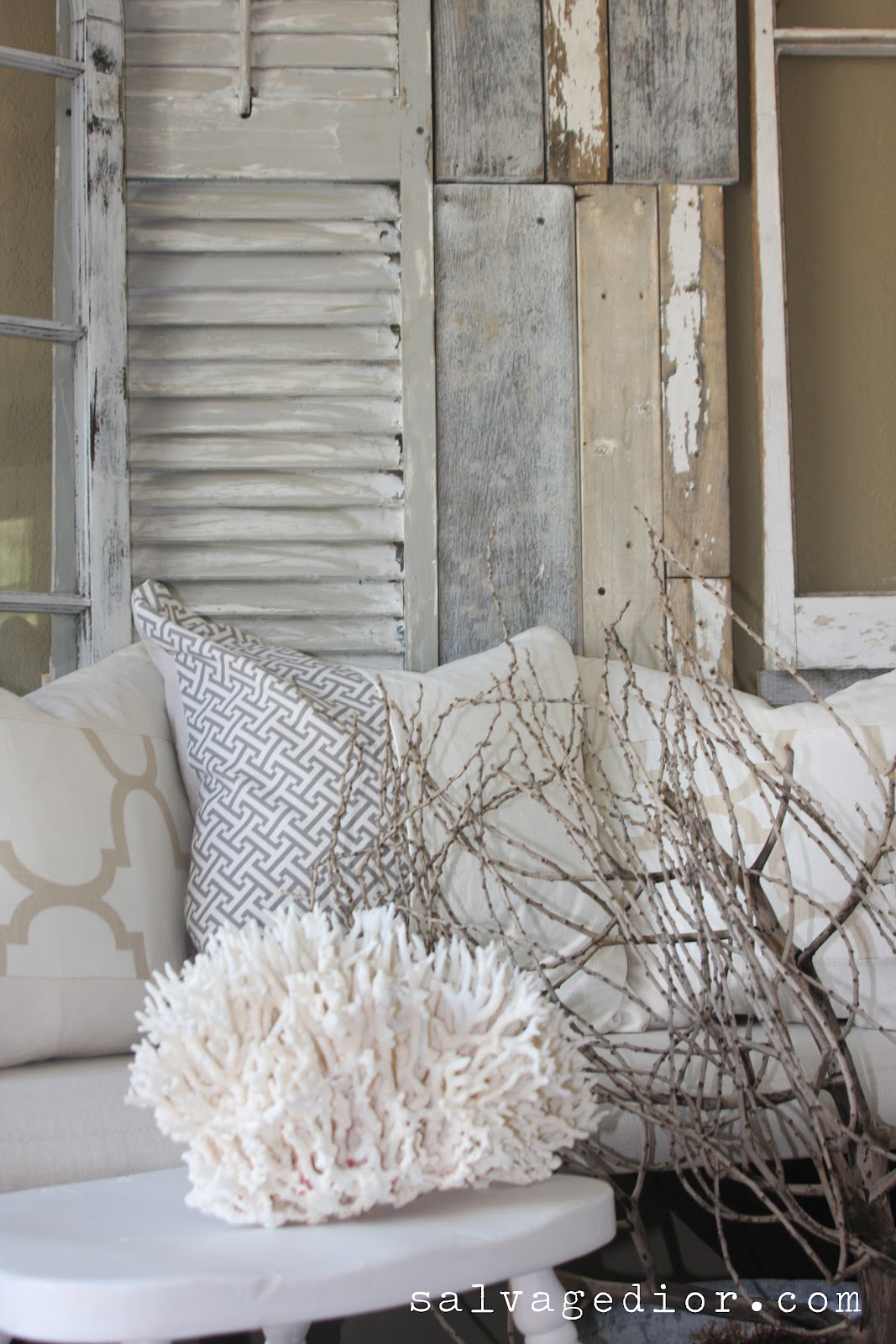 Best Rustic Coastal Summer Decor An Interview With Salvage This Month