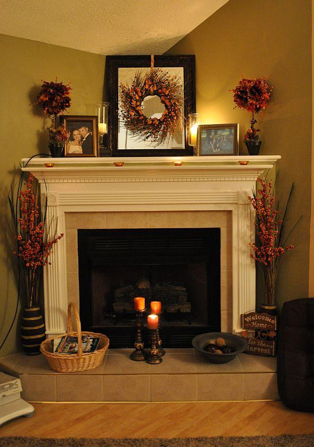 Best Fireplace Decorating Ideas For Mantel And Above Founterior This Month