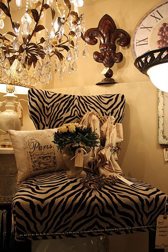 Best Animal Print Interior Decor For A Natural Look Of Your Home This Month
