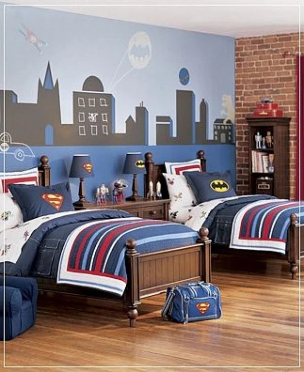 Best Superhero Bedroom Ideas Design Dazzle This Month