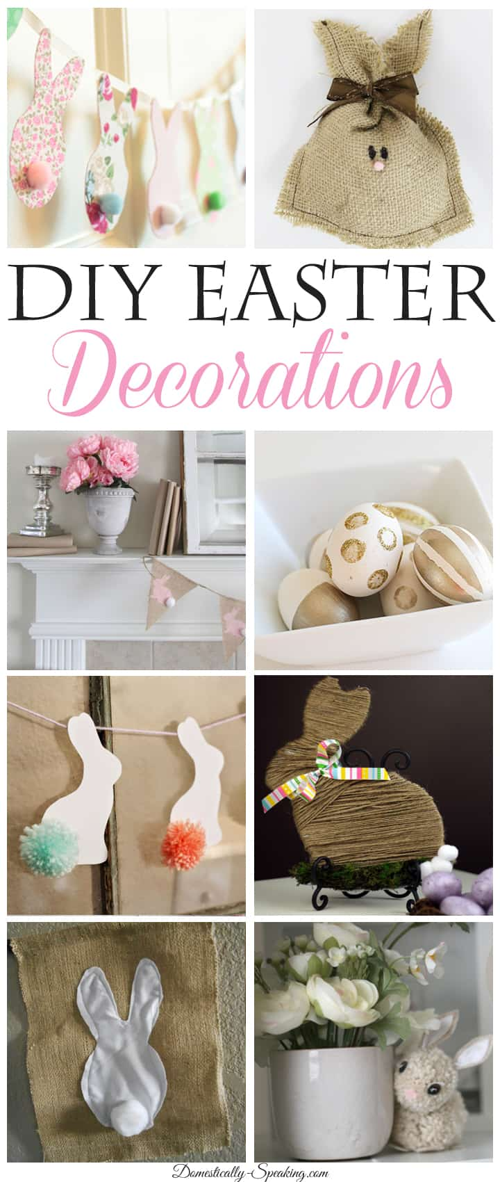 Best 8 Diy Easter Decorations Weekend Features This Month