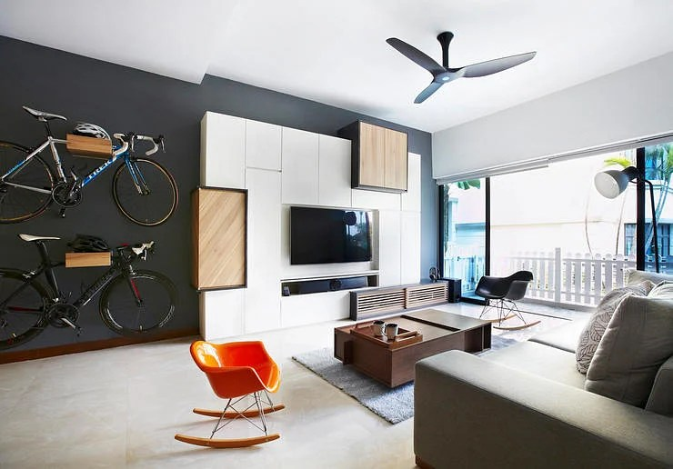 Best 12 Budget Friendly Feature Wall Ideas Home Decor Singapore This Month