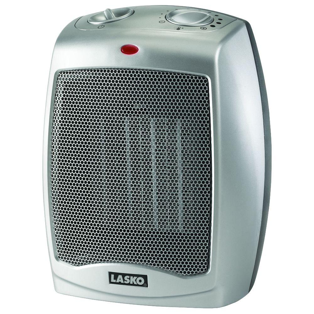Best Lasko 9 2 In 1500 Watt Electric Portable Ceramic Compact This Month