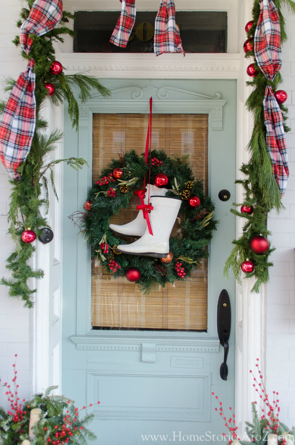 Best Christmas Porch Decorating Ideas This Month