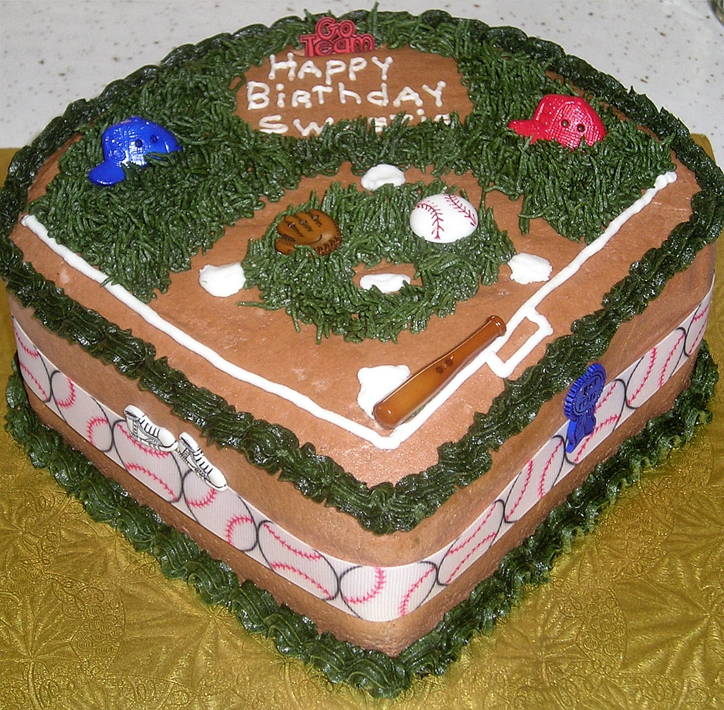 Best Baseball Cakes – Decoration Ideas Little Birthday Cakes This Month