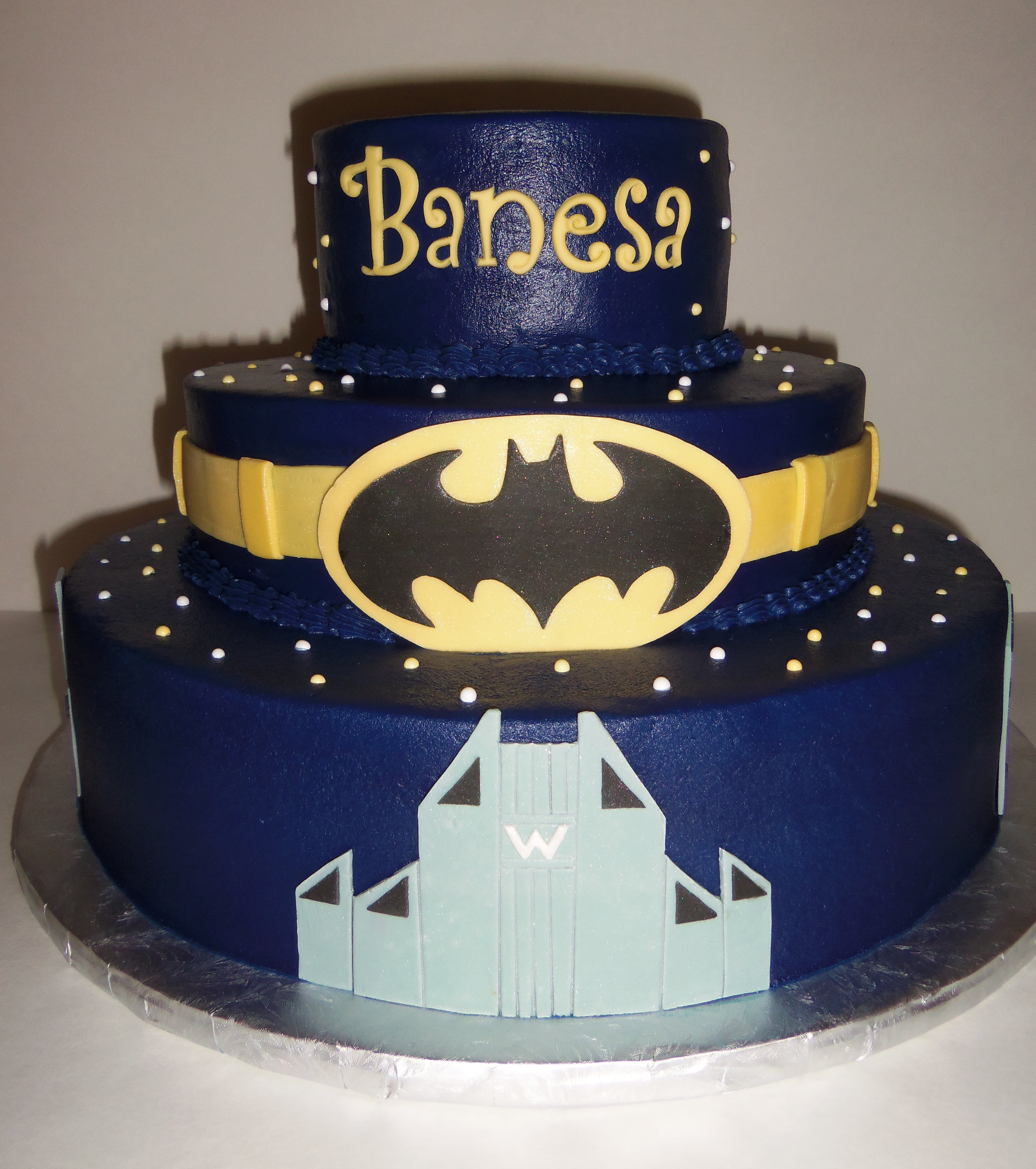 Best Batman Cakes – Decoration Ideas Little Birthday Cakes This Month Original 1024 x 768