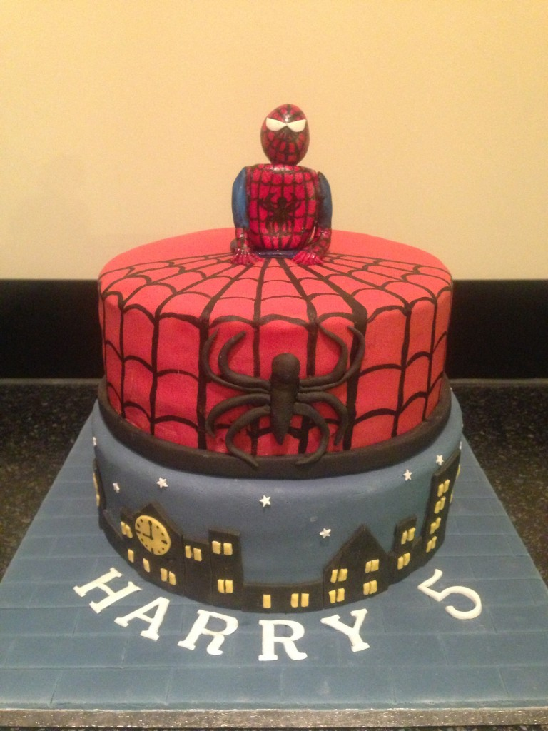 Best Spiderman Cakes – Decoration Ideas Little Birthday Cakes This Month
