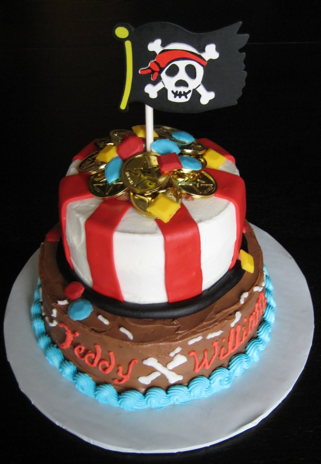Best Pirate Cakes – Decoration Ideas Little Birthday Cakes This Month