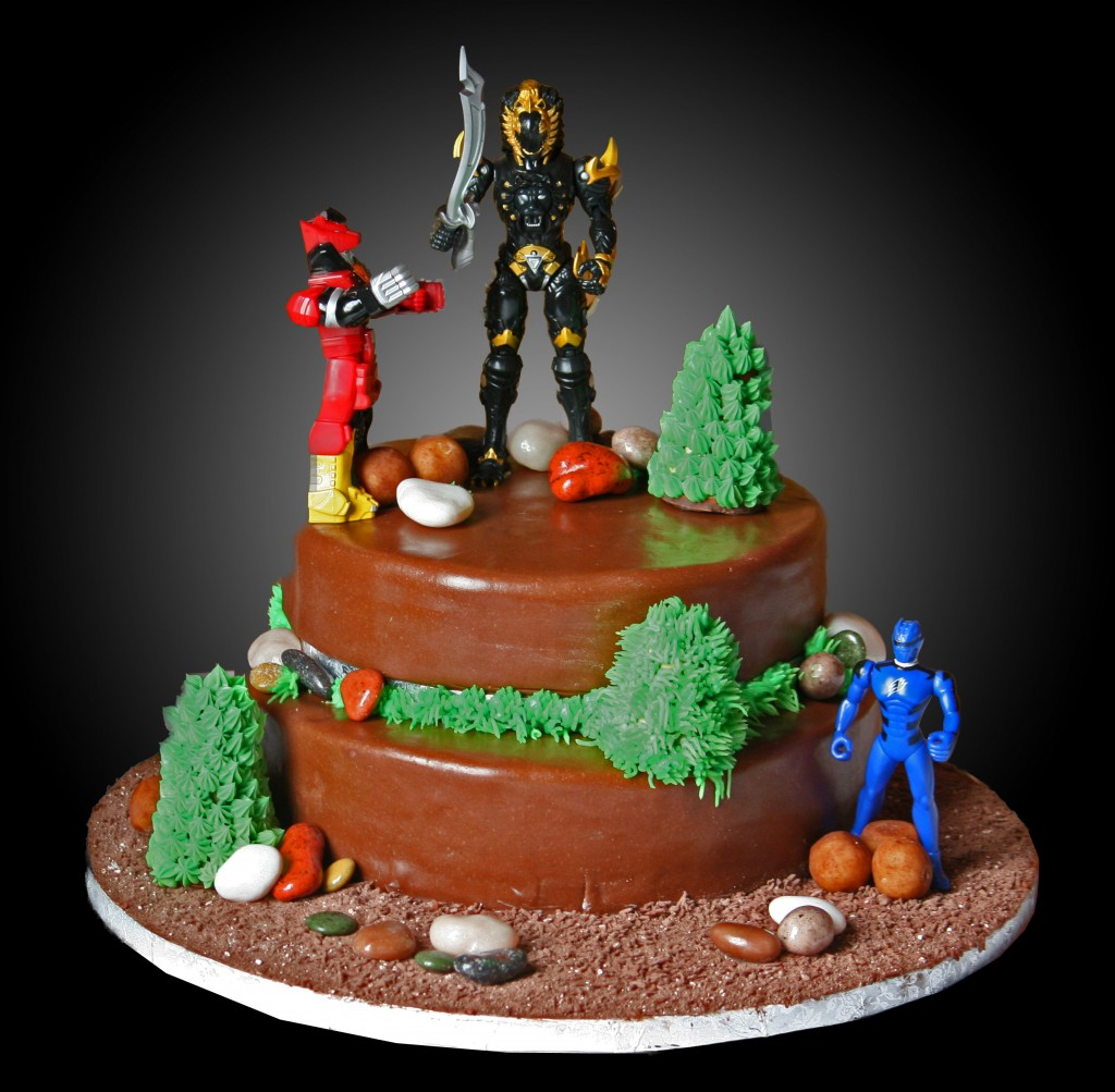 Best Power Ranger Cakes – Decoration Ideas Little Birthday Cakes This Month