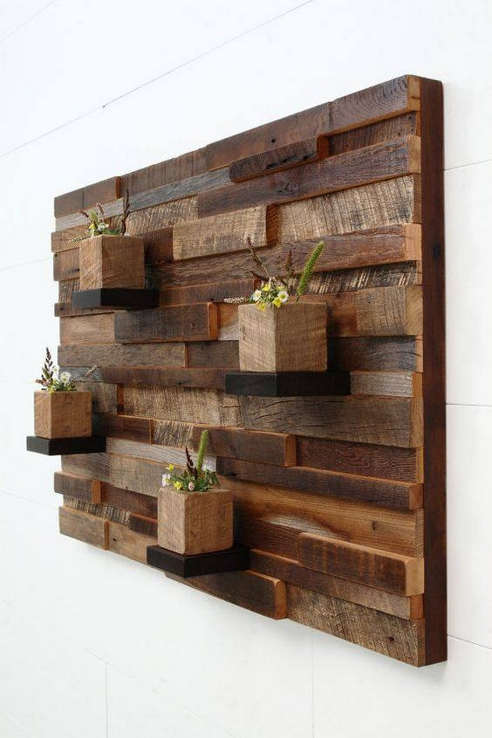 Best Recycled Wood Pallet Planter Ideas Pallet Ideas This Month