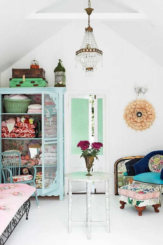 Best Vintage Style Decorating How To • The Budget Decorator This Month