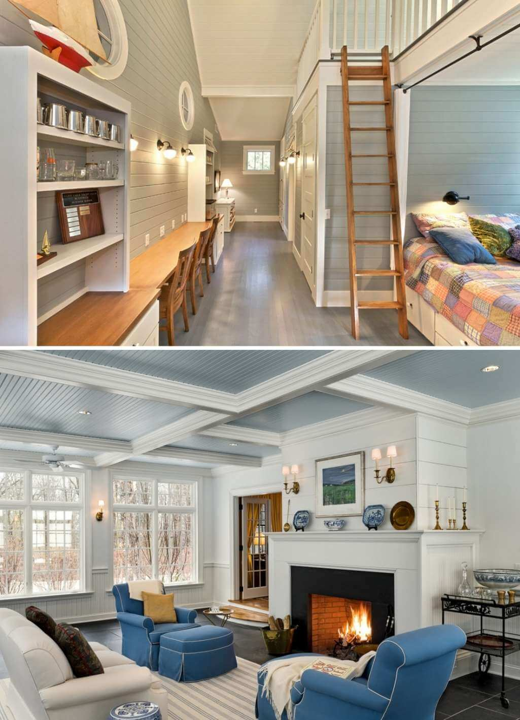 Best 10 Ways To Decorate Your Home With Shiplap This Month