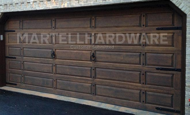 Best Agave Ironworks Wrought Iron Decorative Garage Door Kits This Month