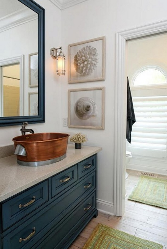 Best Sea Inspired Bathroom Decor Ideas Inspiration And Ideas This Month