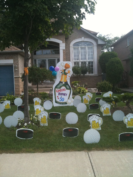 Best Party Lawn Decorations This Month