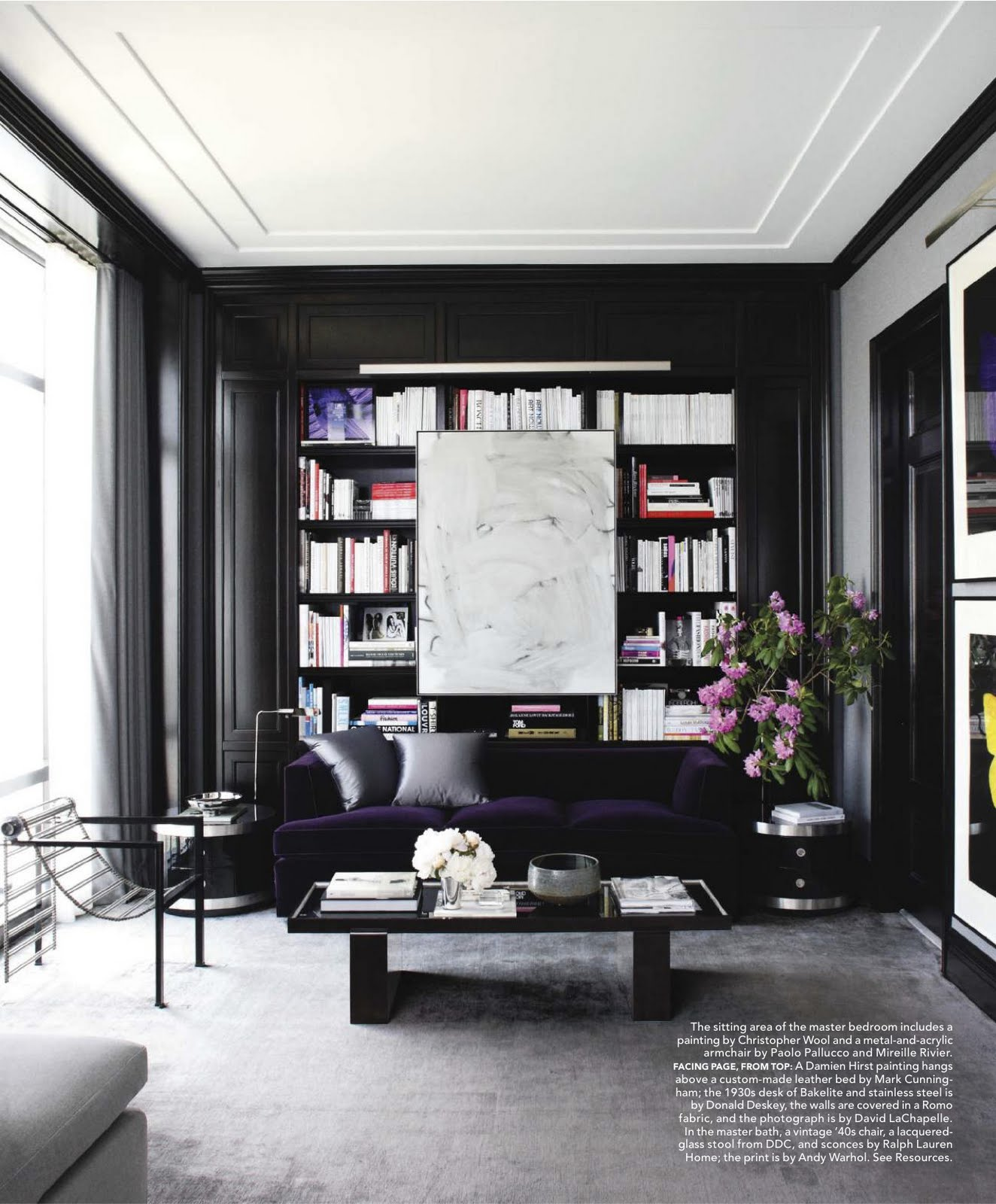 Best Black Walls At Home Feng Shui Interior Design The Tao Of Dana This Month
