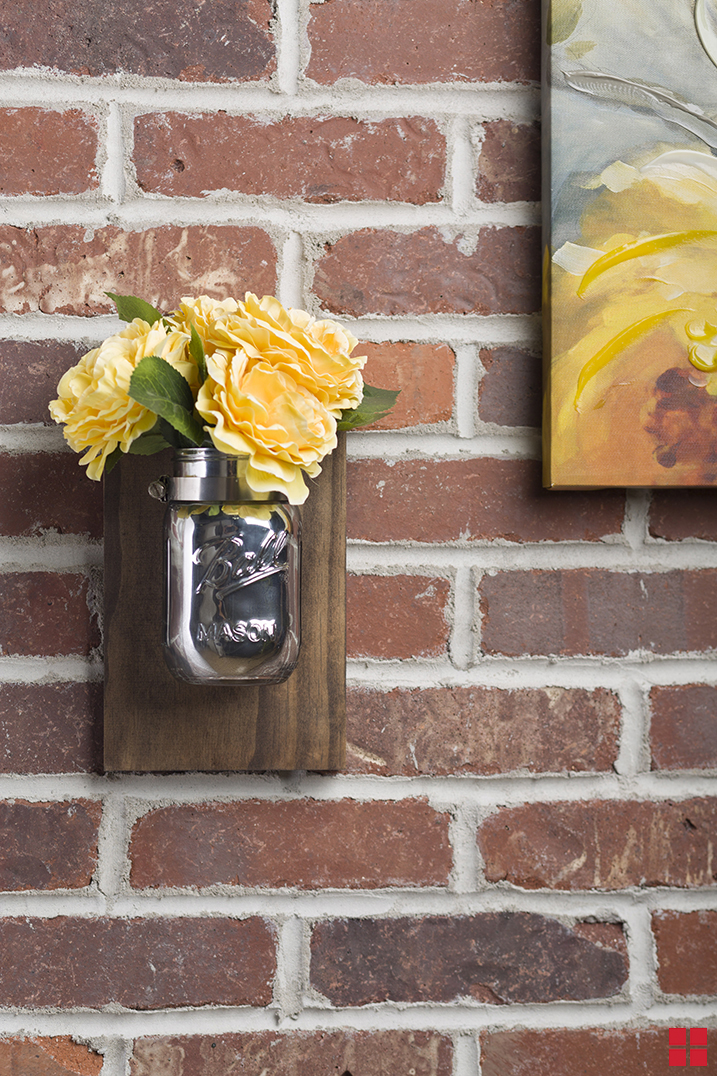 Best Diy Mason Jar Wall Sconce This Month
