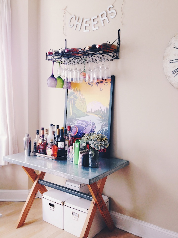 Best Diy Cheers Bar Decor The View From 5 Ft 2 This Month