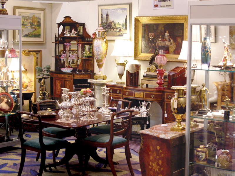 Best Premier Antique Show City Life Magazine Vaughan This Month