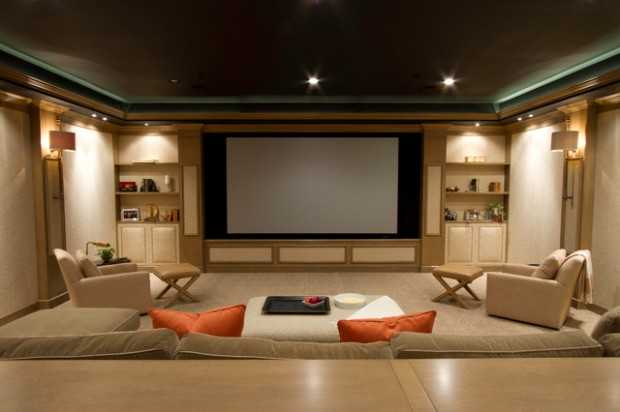 Best 23 Ultra Modern And Unique Home Theater Design Ideas This Month