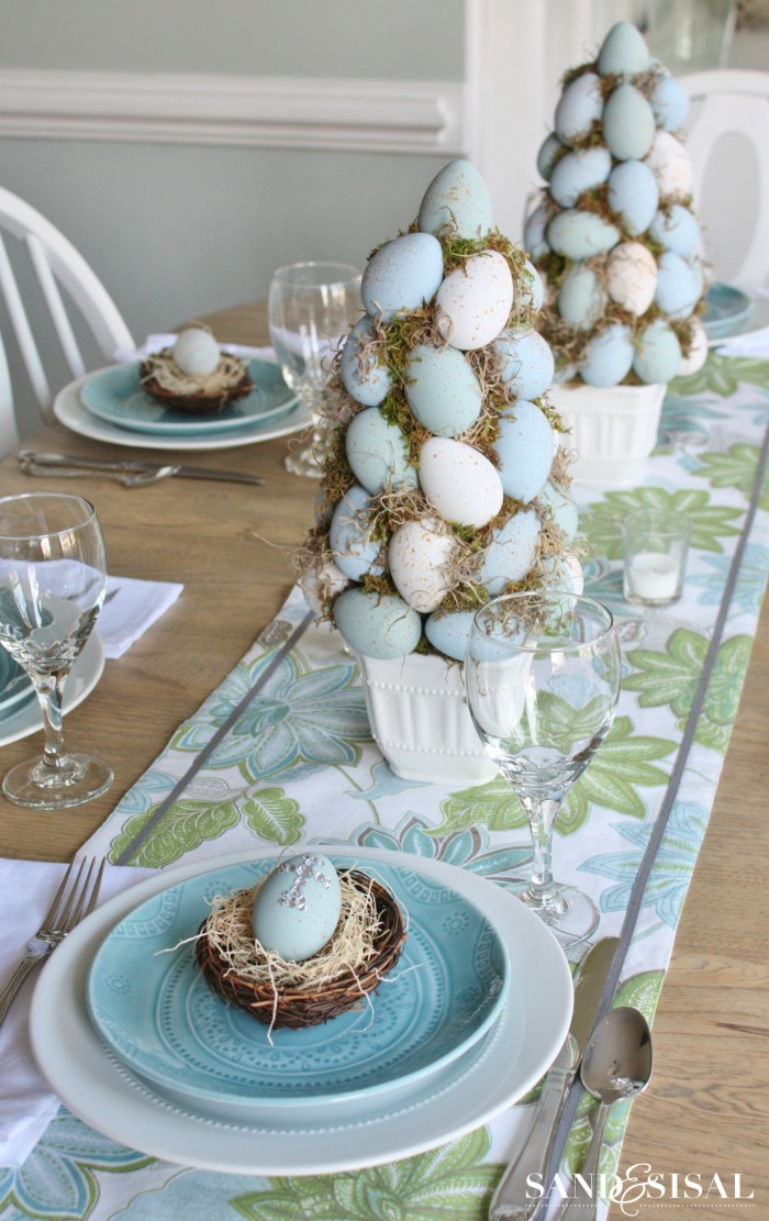 Best Easter Table Setting This Month