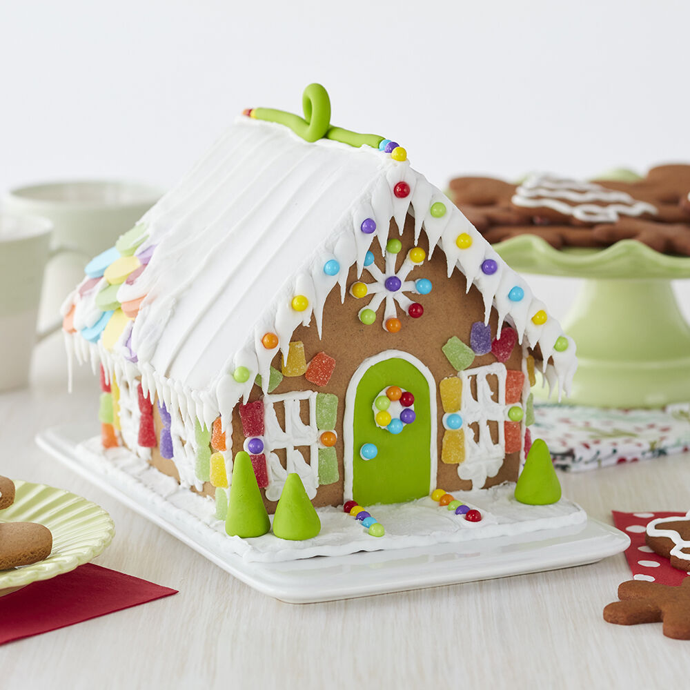 Best Candy Sweet Gingerbread House 5 Wilton This Month