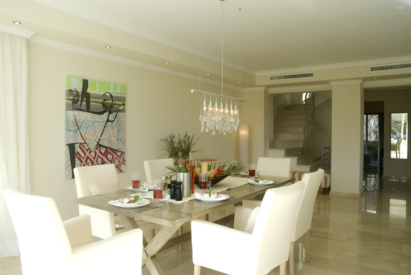 Best White Modern Dining Room Dining Room Decorating Ideas This Month