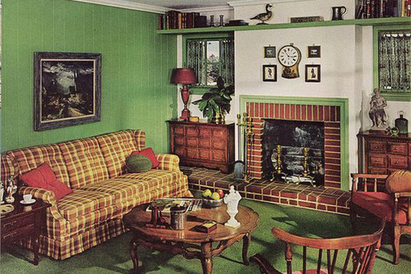 Best 1960 The Worst Decor Trend From The Year You Were Born This Month