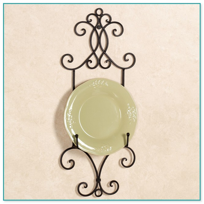 Best Decorative Plate Hangers 28 Images Metal Plate Rack This Month