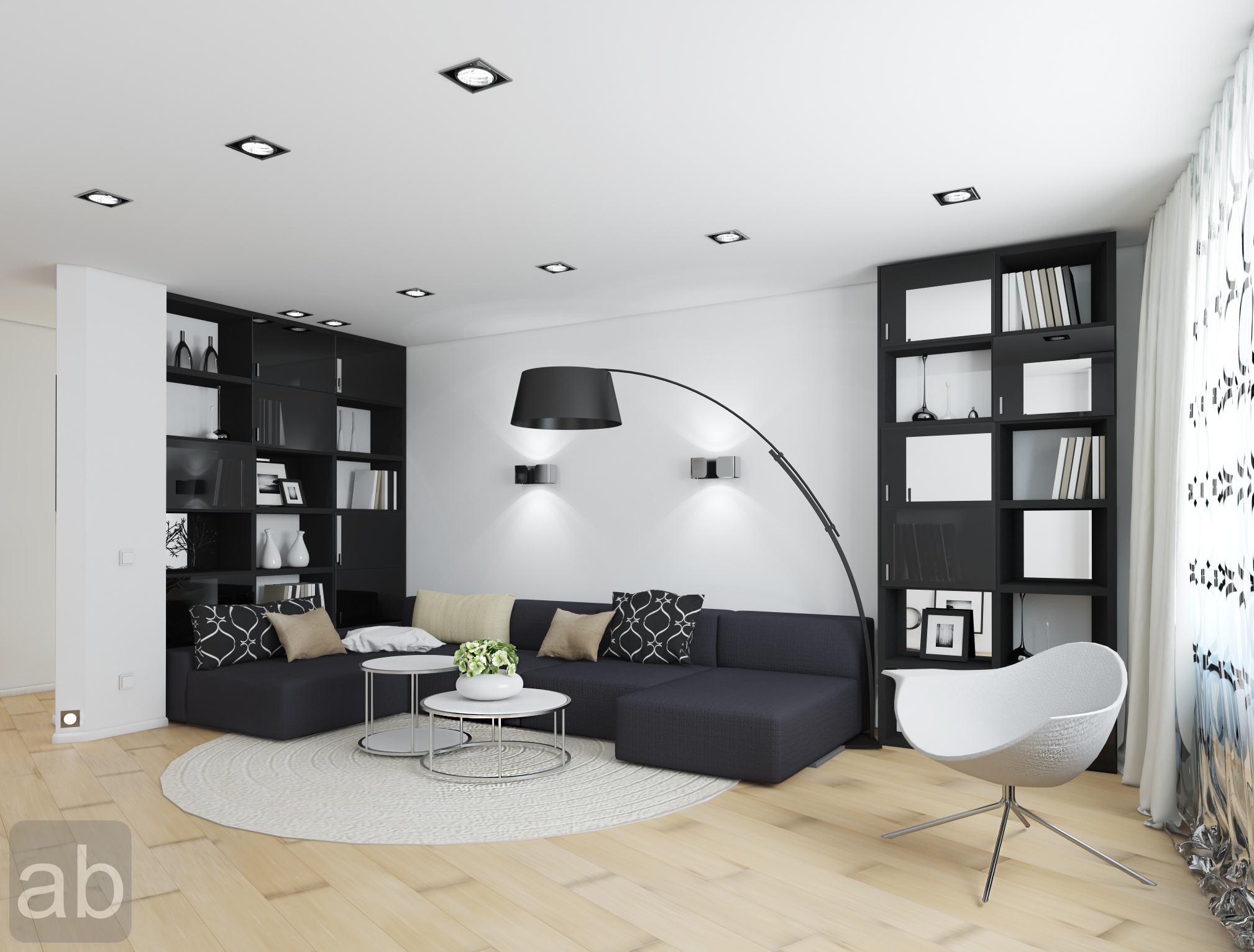 Best Classic White Living Room Ideas Home Designing This Month