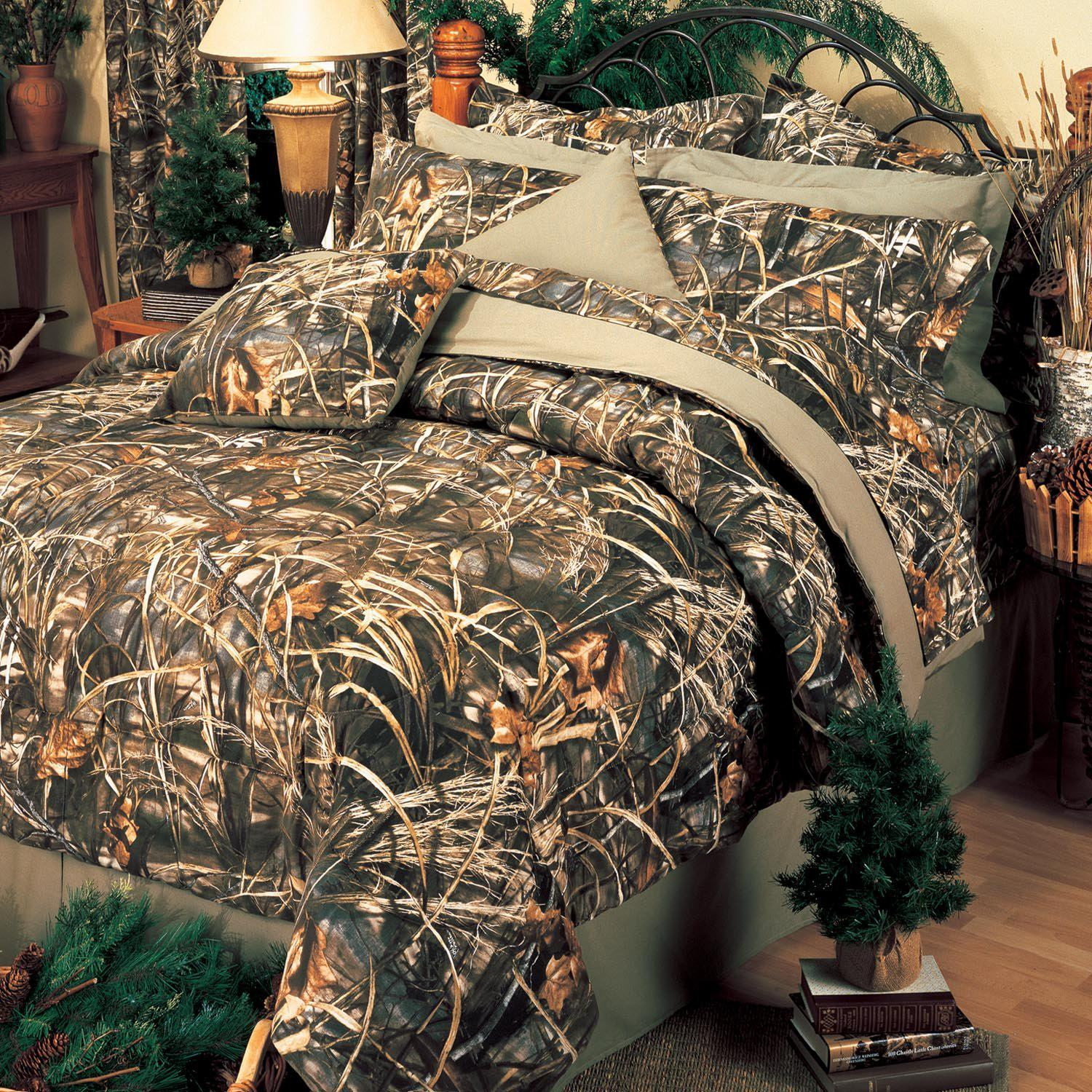 Best Camouflage Bedroom Decor This Month
