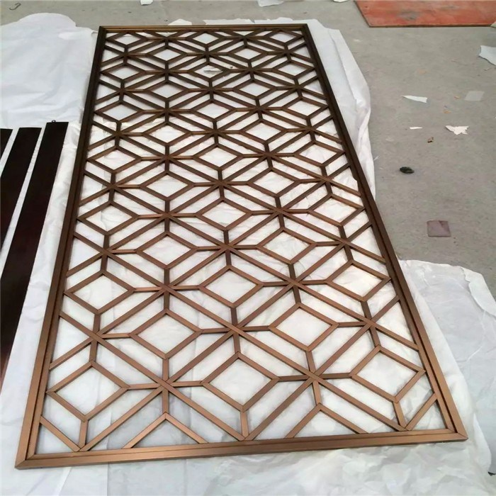 Best China Laser Cut Decorative Screens Stainless Steel Metal This Month