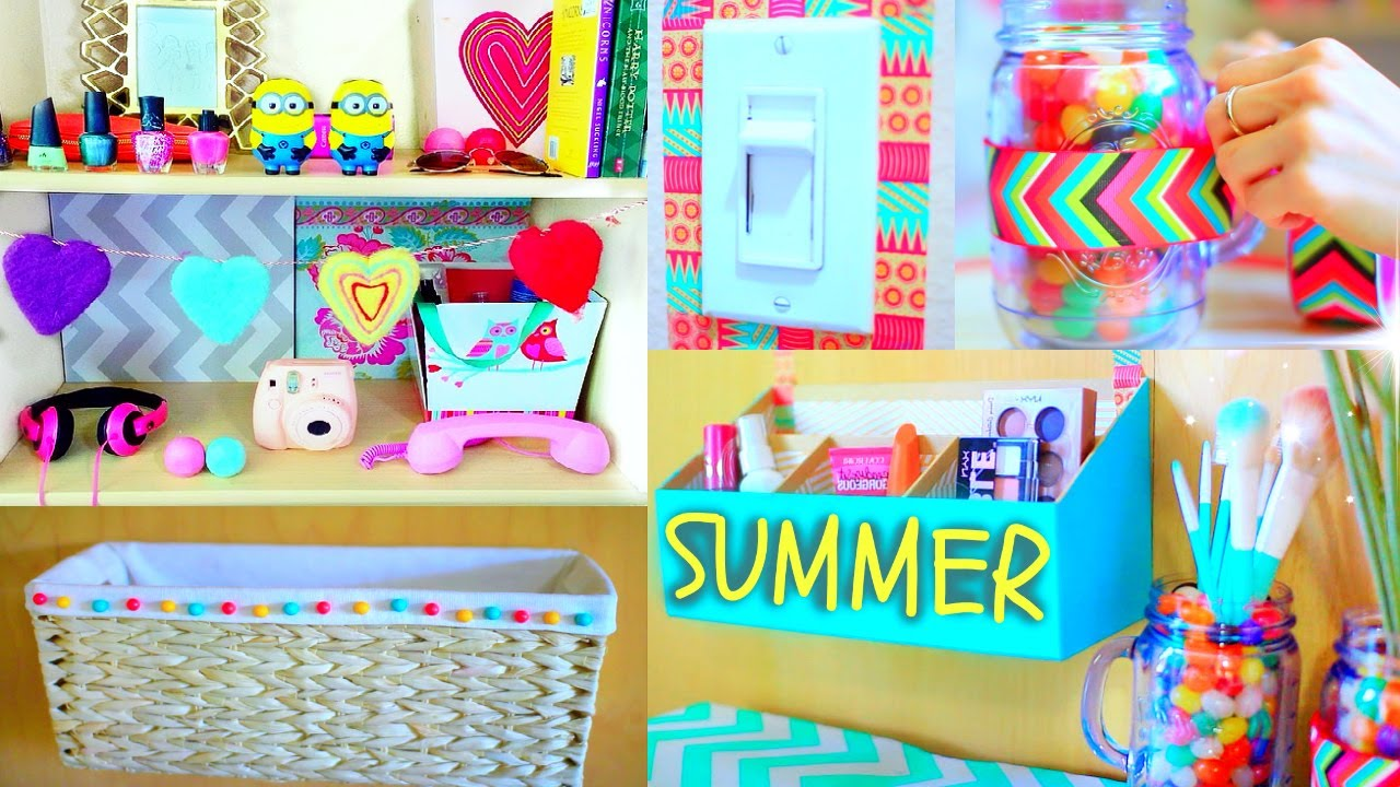 Best Diy Room Decor Tumblr Room Makeover Youtube This Month