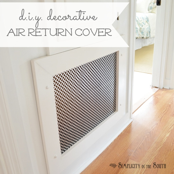 Best 10 Diy Return Air Vent Covers With A Cool Look Shelterness This Month