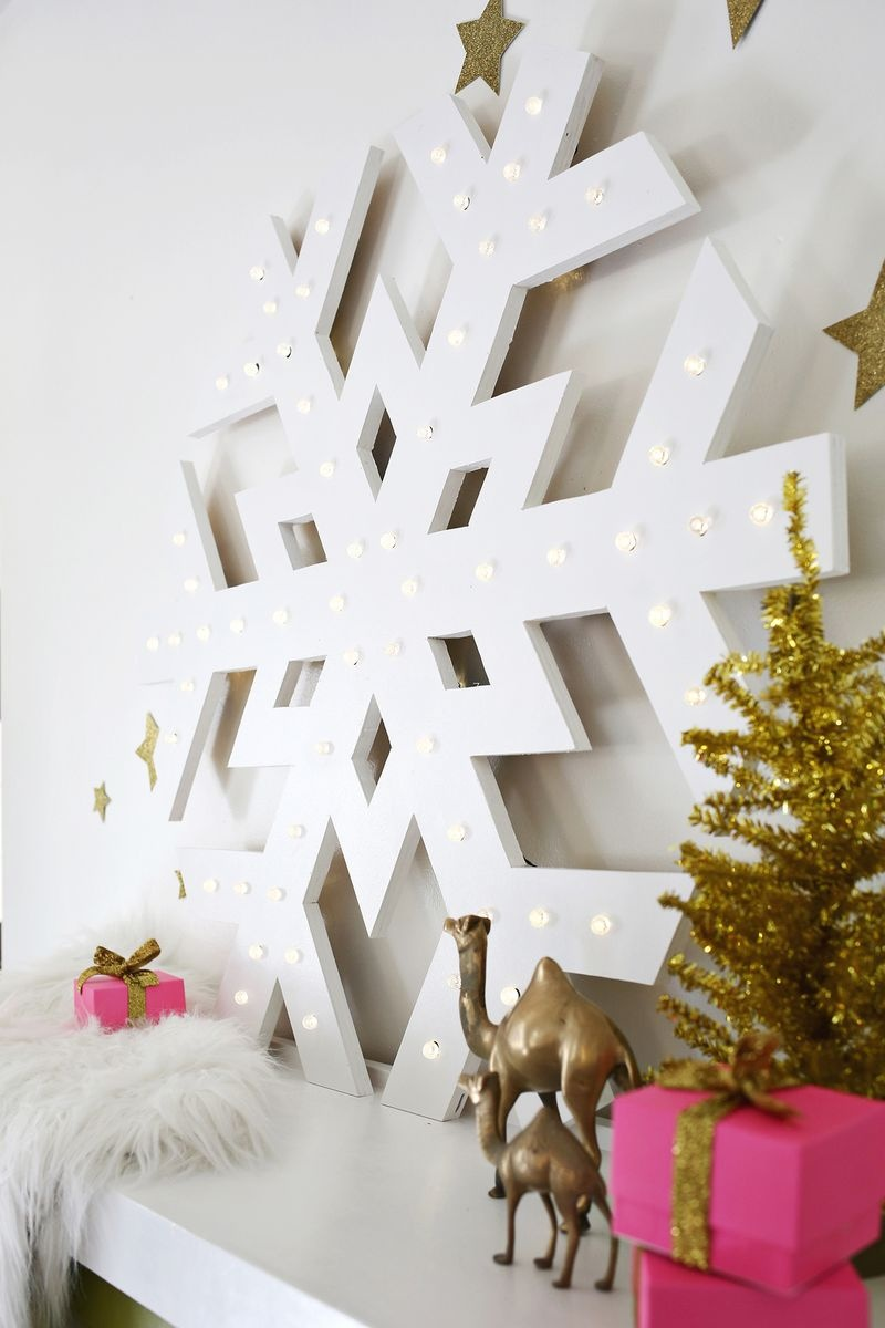 Best Diy Winter Decorations Archives Shelterness This Month