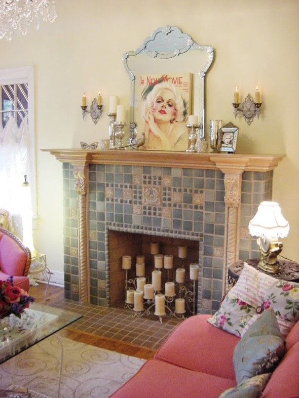Best Faux Fireplace Ideas This Month