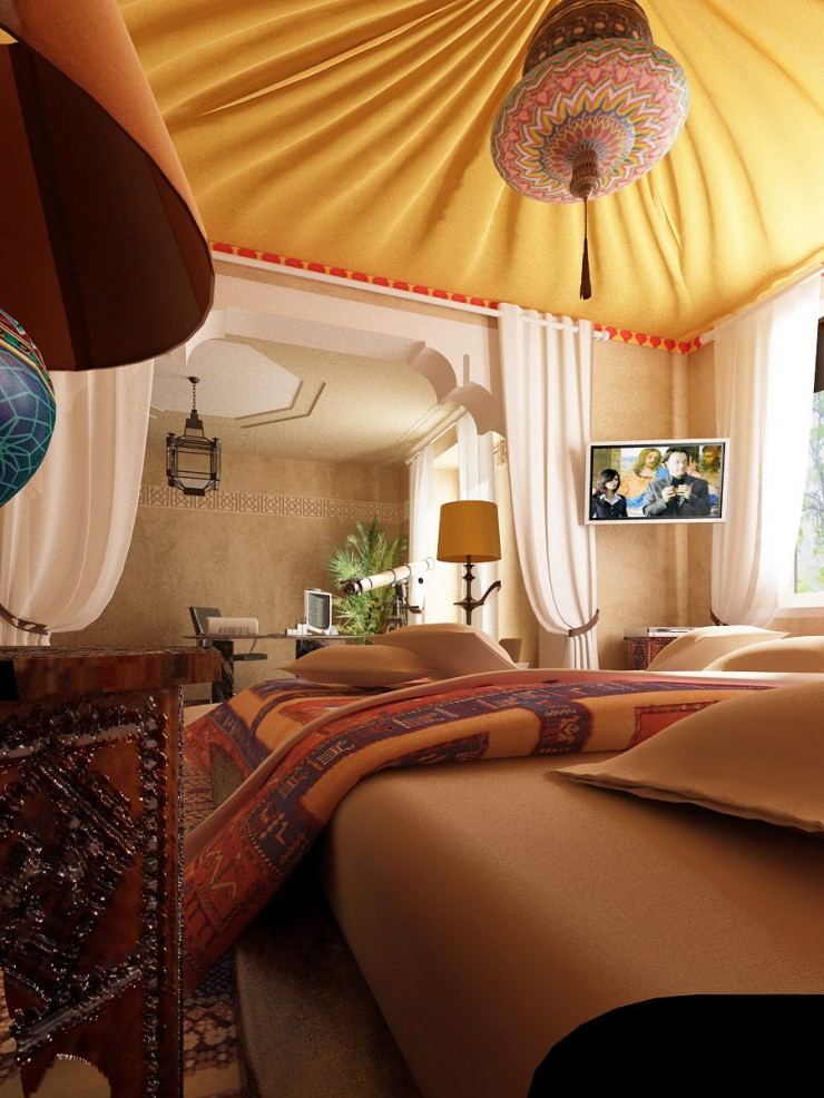 Best 40 Moroccan Themed Bedroom Decorating Ideas Decoholic This Month