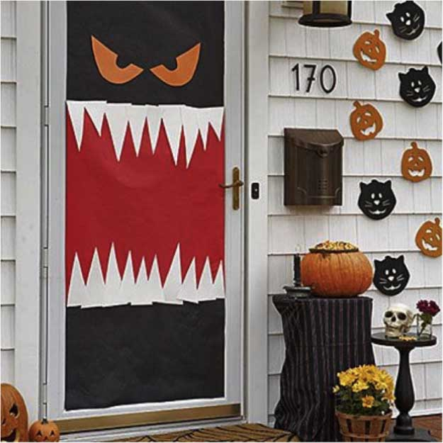 Best 26 Easy Diy Halloween Decorations This Month