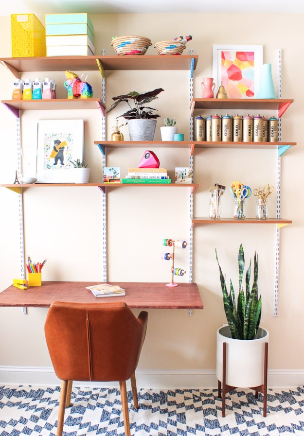 Best 38 Brilliant Home Office Decor Projects This Month