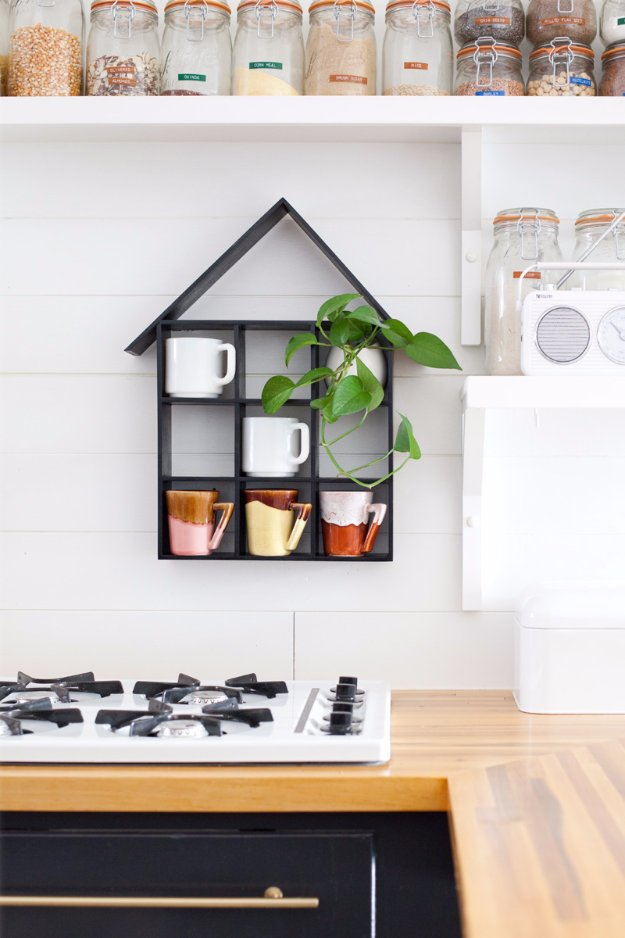 Best 32 Creative Diy Decor Ideas For Your Kitchen This Month