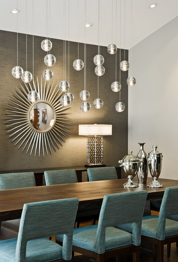 Best 40 Beautiful Modern Dining Room Ideas Hative This Month