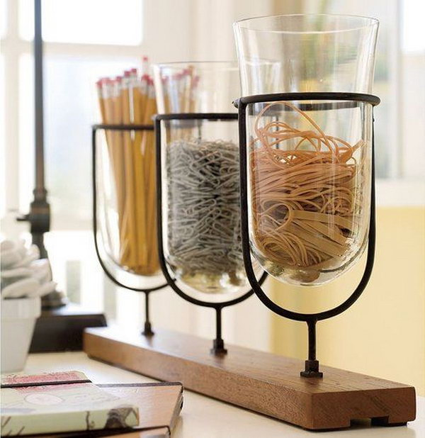 Best 20 Creative Home Office Organizing Ideas Hative This Month
