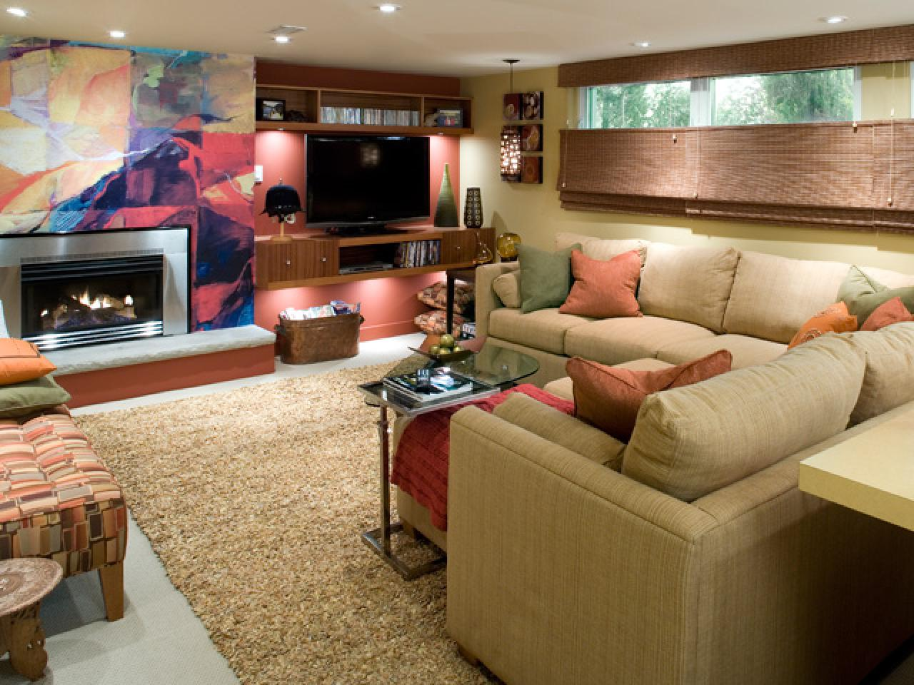 Best Basement Makeover Ideas From Candice Olson Decorating This Month