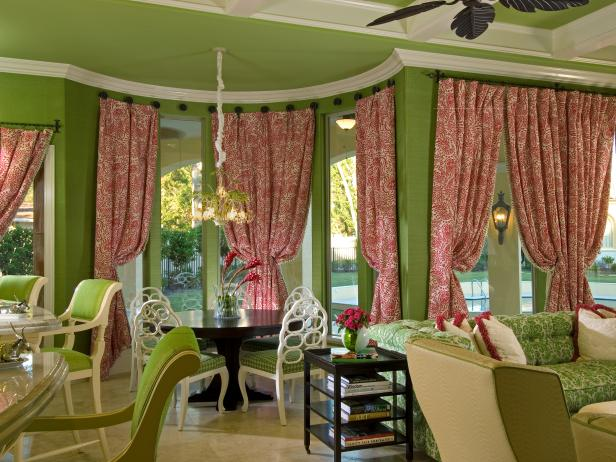 Best Bay Window Treatment Ideas Hgtv This Month