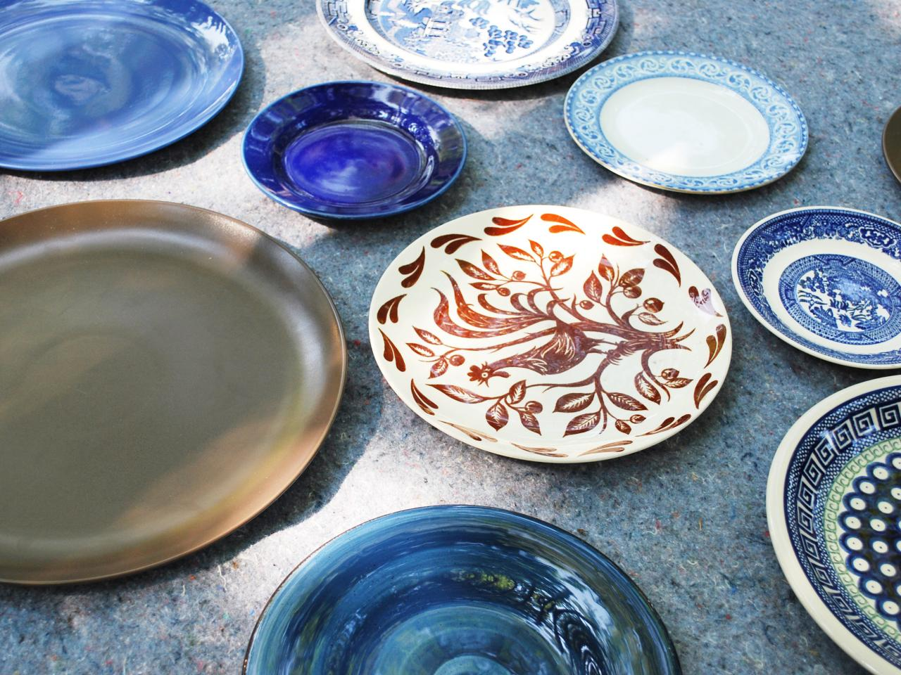 Best Modern Decorative Wall Plates Hgtv This Month