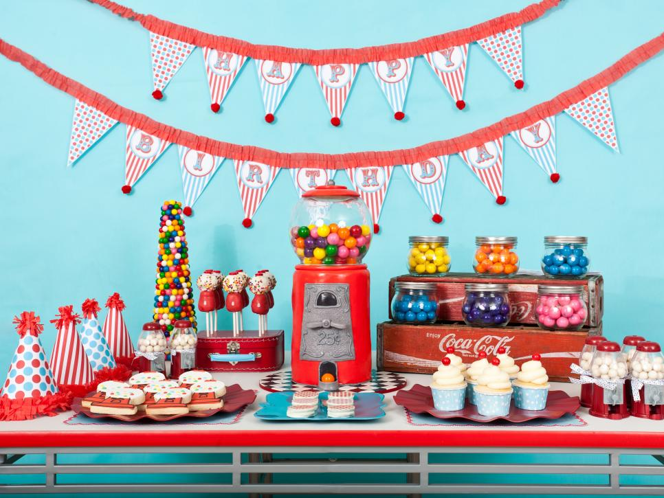 Best Diy Favors And Decorations For Kids Birthday Parties Hgtv This Month