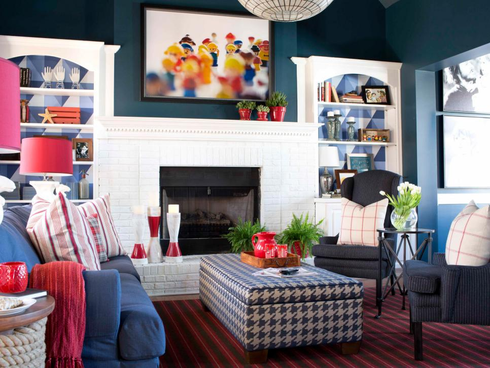 Best All American Great Room Hgtv This Month
